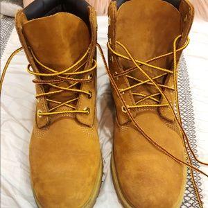 Timberland Brown Boots Waterproof
